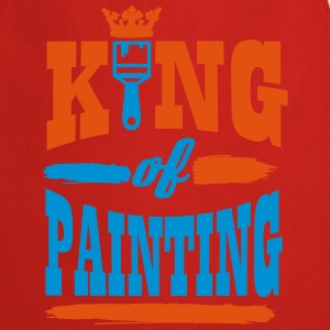 king of painting Canotte - Grembiule da cucina