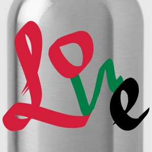 Love by Claudia-Moda - Trinkflasche