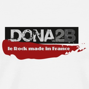 Dona2b - Le Rock made in France - T-shirt Premium Homme