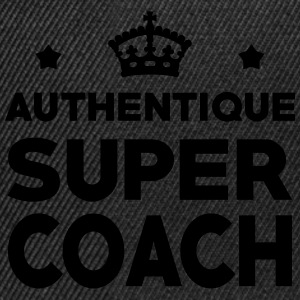 Coach / Coaching / Sport / Entreprise / Psy Tee shirts - Casquette snapback
