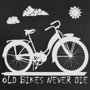 Old Bikes never die Cycling T-Shirt - Men's Sweatshirt by Stanley & Stella