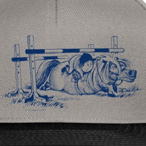 Thelwell - Pony not springing Magliette - Snapback Cap