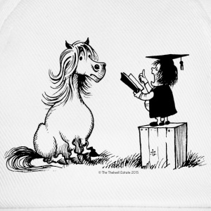 Thelwell - Pony in der Schule T-Shirts - Baseballkappe