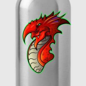 Welsh Dragon - Water Bottle