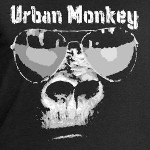 urban monkey T-Shirts - Men's Sweatshirt by Stanley & Stella