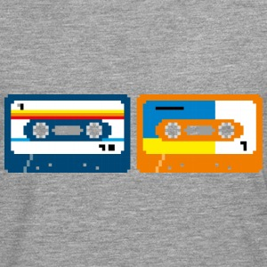 Retro Mix Tapes - Men's Premium Longsleeve Shirt