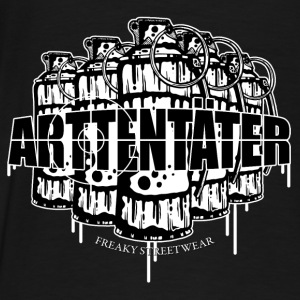 Arttentäter 2 - make art, not war Sweaters - Mannen Premium T-shirt