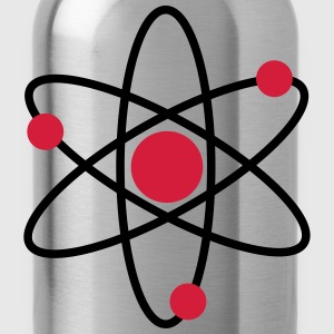 An Atom 2 col T-shirts - Drinkfles