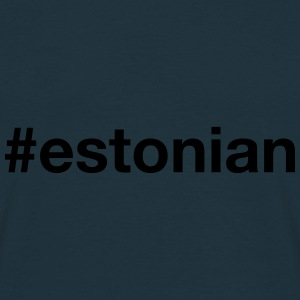 ESTONIA - Men's T-Shirt