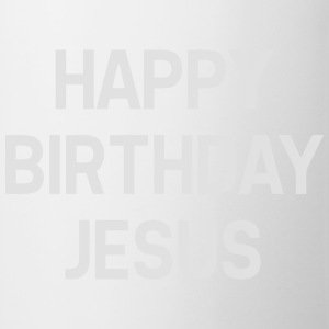 HAPPY BIRTHDAY JESUS Ondergoed - Mok