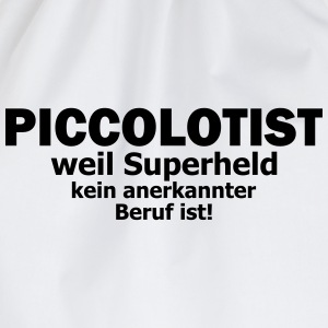 piccolotist T-Shirts - Turnbeutel