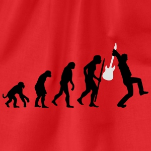 Evolution of rock Tee shirts - Sac de sport léger