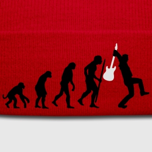 Evolution of rock Tee shirts - Bonnet d'hiver