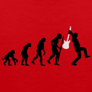 Evolution of rock Tee shirts - Débardeur Premium Homme