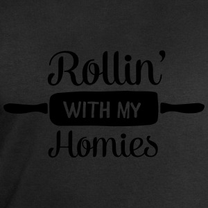 Rollin' With My Homies T-Shirts - Men's Sweatshirt by Stanley & Stella