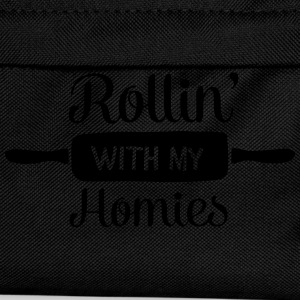 Rollin' With My Homies T-Shirts - Kids' Backpack