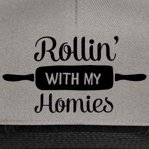 Rollin' With My Homies T-shirts - Snapbackkeps
