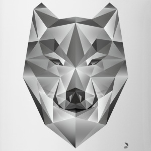 AD Grey Wolf T-shirts - Mok