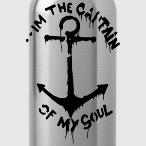i´m the captain - Trinkflasche