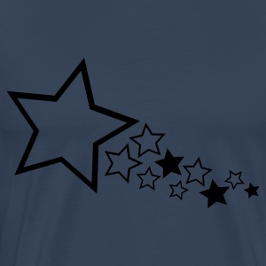 Star Long sleeve shirts - Men's Premium T-Shirt