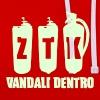 ZTK Spray-Extinguisher Hoodie - Contrast Colour Hoodie