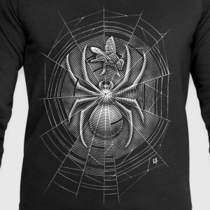 Spider Web T-Shirts - Men's Sweatshirt by Stanley & Stella