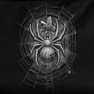 Spider Web T-Shirts - Kids' Backpack