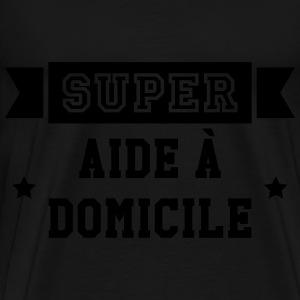 Tee shirts auxiliaire spreadshirt for Homme de menage a domicile