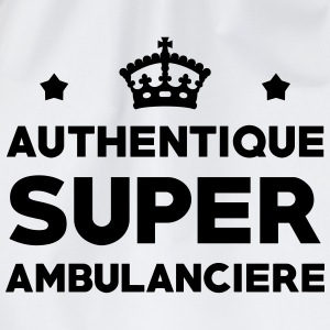 Ambulancier / Ambulancière / Ambulance / Hôpital Tee shirts - Sac de sport léger