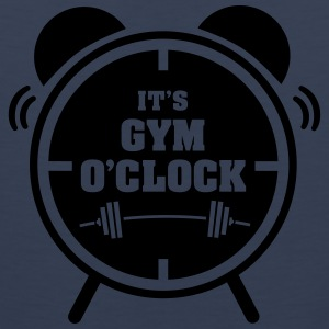 It's Gym O'Clock T-Shirts - Men's Premium Tank Top