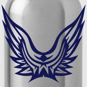 Wing pair 1011 Shirts - Water Bottle
