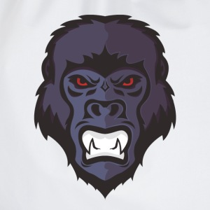Gorilla Mascot T-Shirts - Drawstring Bag