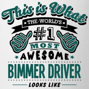 bimmer driver world no1 most awesome cop - Mug
