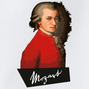 Wolfgang Amadeus Mozart Tazze & Accessori - Sacca sportiva