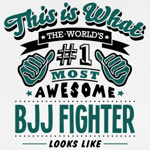bjj fighter world no1 most awesome - Baseball Cap