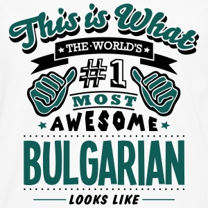 bulgarian world no1 most awesome - Men's Premium Longsleeve Shirt