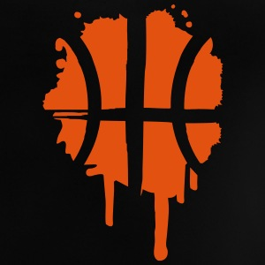 Basketball Graffiti Langarmshirts - Baby T-Shirt
