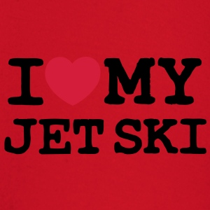 i love my jet ski 2 col premium hoodie - Baby Long Sleeve T-Shirt