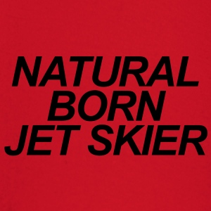 natural born jet skier premium hoodie - Baby Long Sleeve T-Shirt