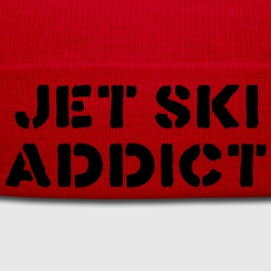 jet ski addict 01 premium hoodie - Winter Hat