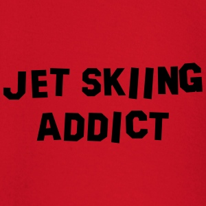jet skiing addict 01 premium hoodie - Baby Long Sleeve T-Shirt