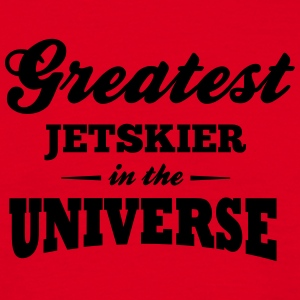 greatest jetskier in the universe premium hoodie - Men's T-Shirt