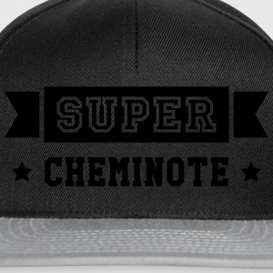 Cheminot / Train / Rail / Transport / SNCF / RATP Tee shirts - Casquette snapback