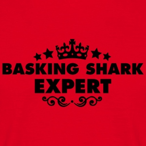 basking shark expert 2015 premium hoodie - Men's T-Shirt
