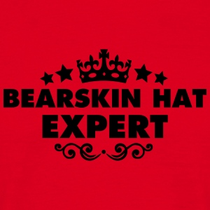 bearskin hat expert 2015 premium hoodie - Men's T-Shirt