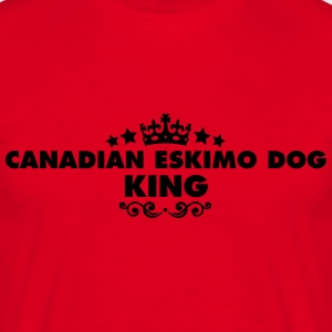 canadian eskimo dog king 2015 premium hoodie - Men's T-Shirt