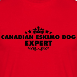 canadian eskimo dog expert 2015 premium hoodie - Men's T-Shirt