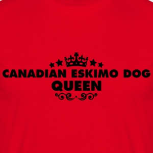 canadian eskimo dog queen 2015 premium hoodie - Men's T-Shirt