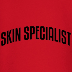 skin specialist stylish arched text logo premium h - Baby Long Sleeve T-Shirt