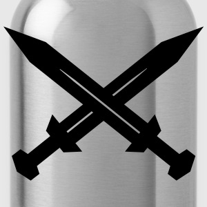 swords T-Shirts - Water Bottle